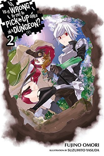 Official Translation Review: DanMachi Volume 2