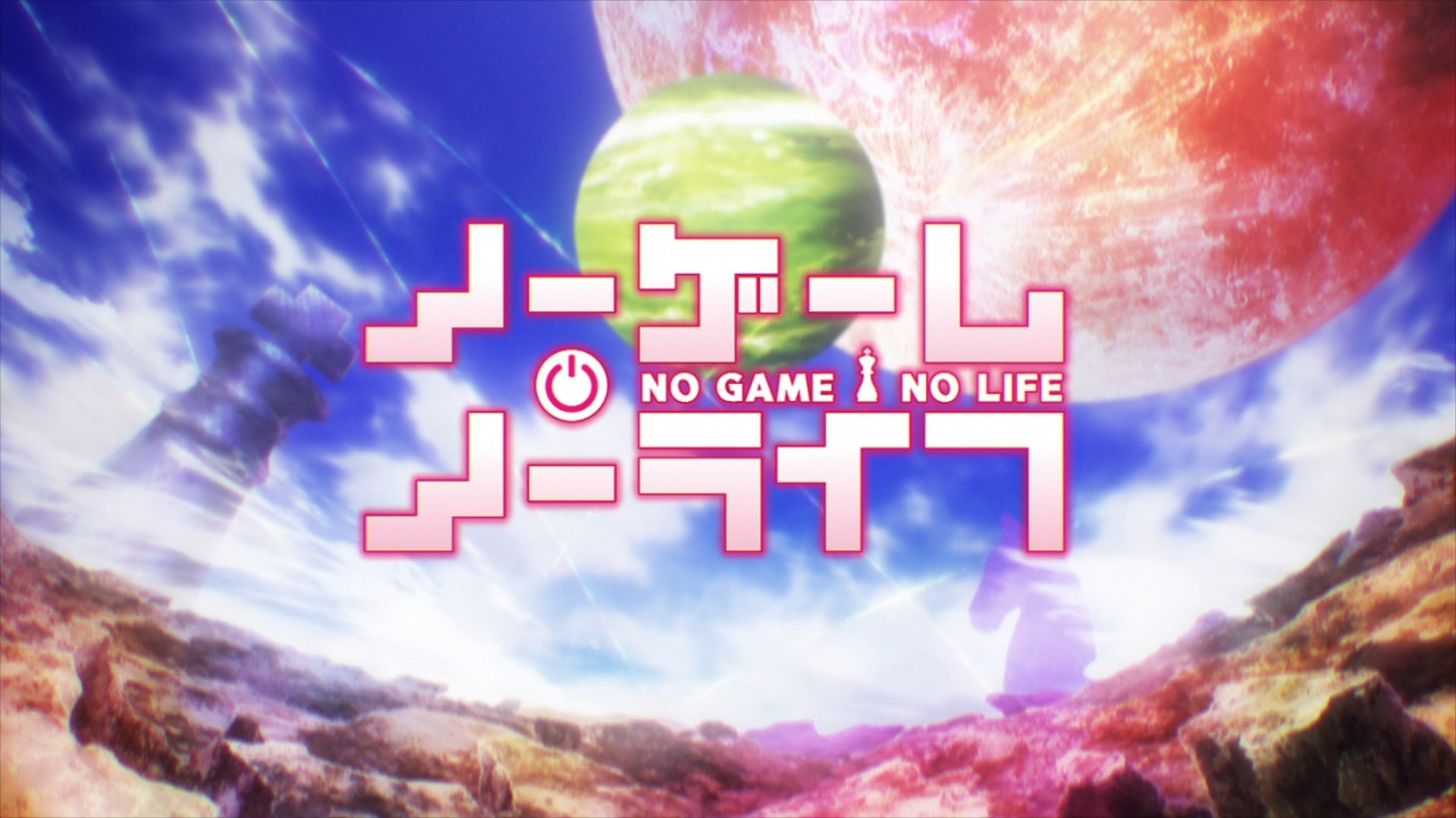 Anime Review: No Game No Life