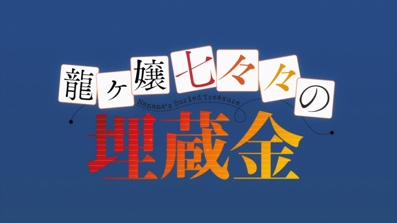 Anime Review: Ryuugajou Nanana no Maizoukin