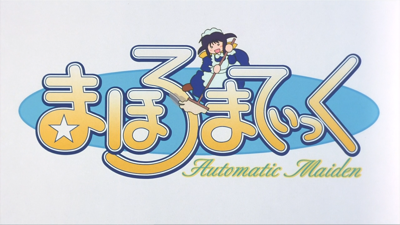 Anime Review: Mahoromatic – Automatic Maiden