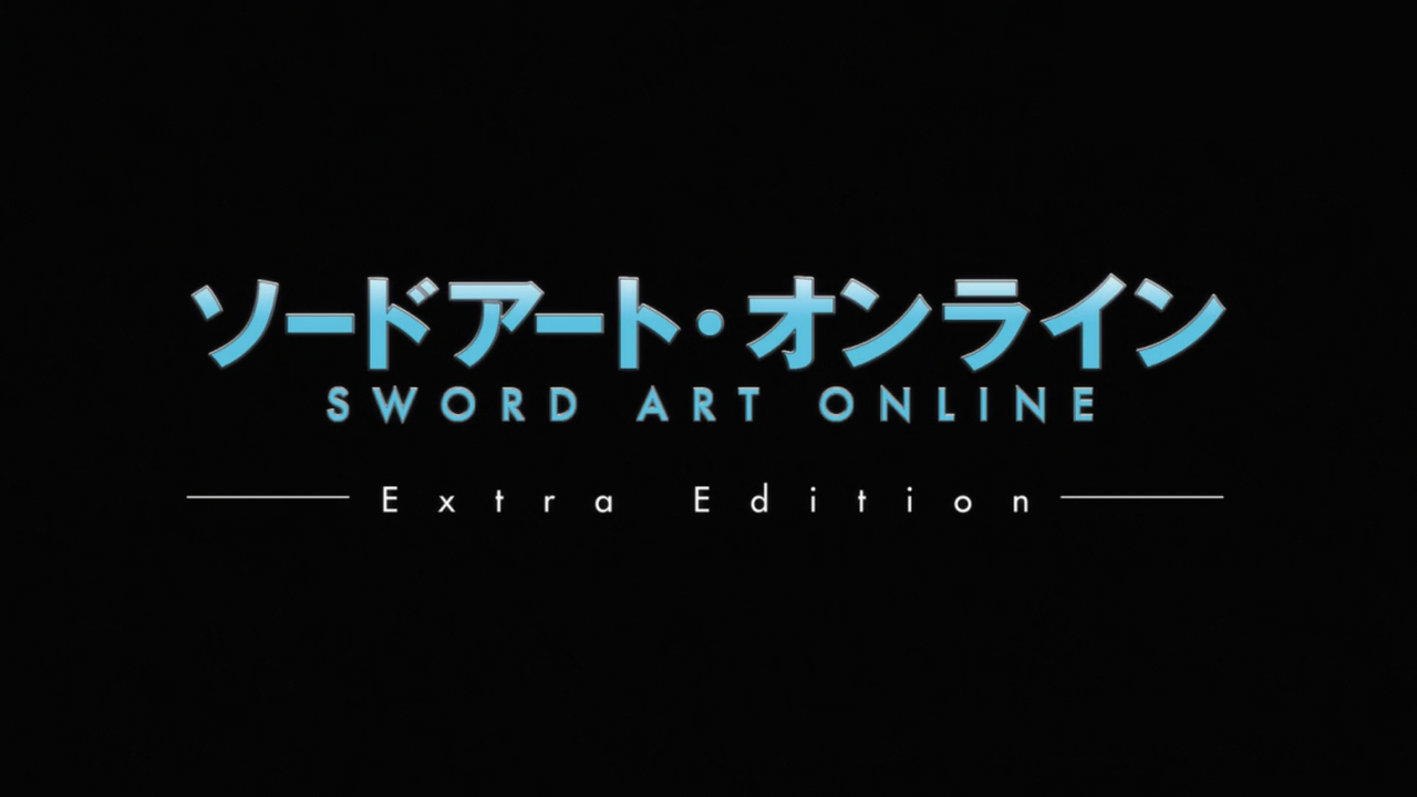 Fixing Shitty Things (Sword Art Online – Extra Edition)